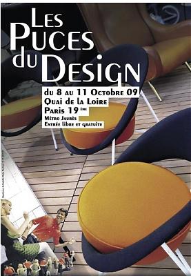 puces du design 21 me edition du 8 au 11 octobre 2009 paris un je ne sais quoi d co. Black Bedroom Furniture Sets. Home Design Ideas