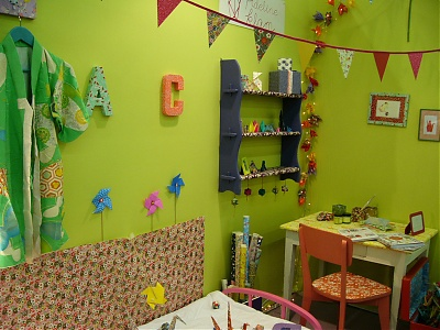 Salon cr ations savoir faire du 21 au 25 novembre 2012 paris un je ne sais quoi d co un - Salon creations savoir faire 15 novembre ...
