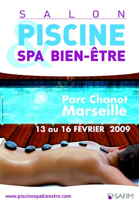 Salon piscine spa et bien tre du 13 au 16 f vrier 2009 for Salon bien etre marseille