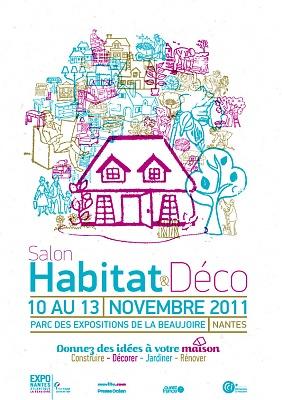 salon habitat d co du 10 au 13 novembre 2011 nantes
