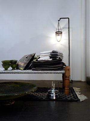 Design tapis plastique tresse maroc 17 paris tapis - Salon indien colombes ...