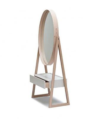 Miroir chevalet iona un je ne sais quoi d co for Miroir chevalet
