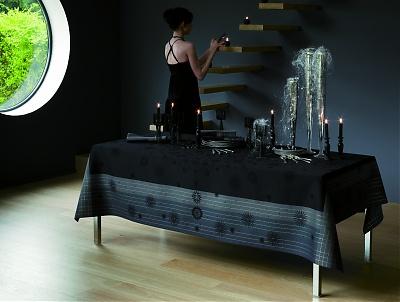 inspirations d co no l 2009 un je ne sais quoi d co. Black Bedroom Furniture Sets. Home Design Ideas