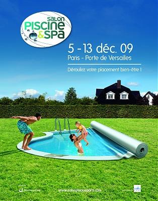 Salon de la piscine du spa du 5 au 13 d cembre 2009 for Salon de piscine