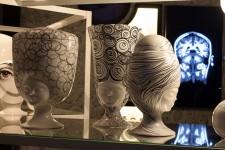 """Vases """"Sister Louise"""", """"Sister Sofia"""" et """"Sister Helen"""" design Pepa Reverter pour Bosa"""