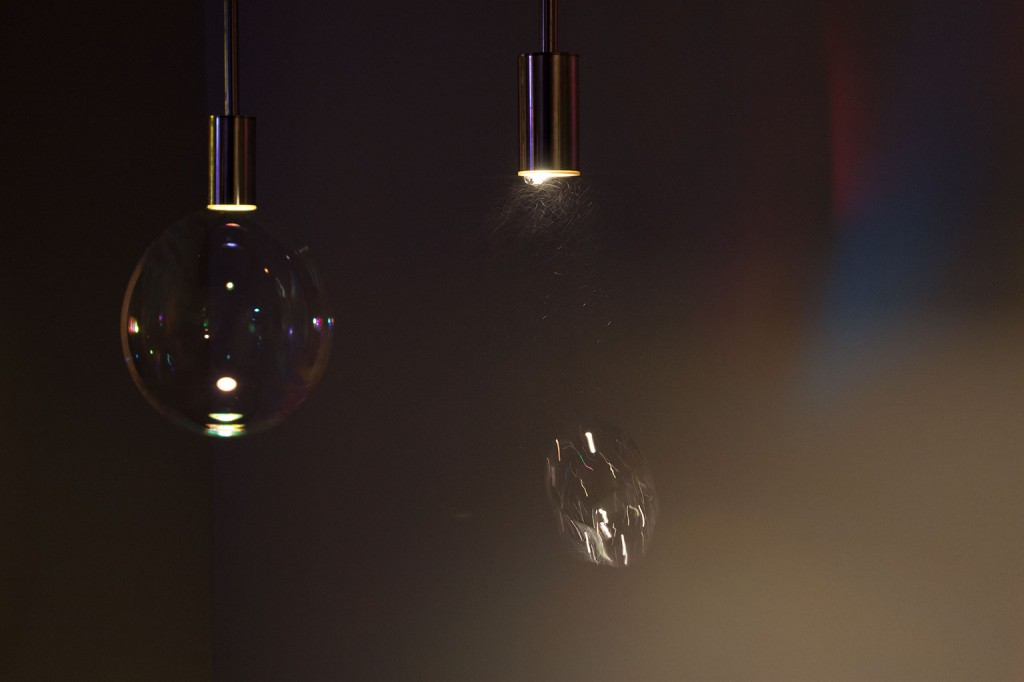 Surface Tension Lamp design by FrontBooo Edition