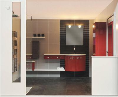 Salle de Bains – Inspirations et tendances – Idéo Bain 2008 - Un je ...