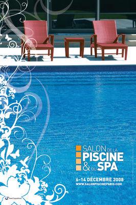 Salon de la piscine du spa du 6 au 14 d cembre 2008 for Salon de la piscine paris