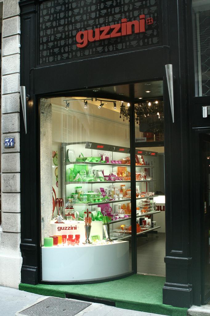 Boutique Guzzini Lyon