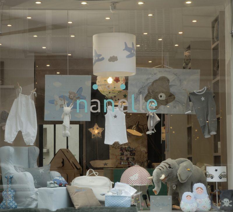 Nanelle le nouveau concept store d co des enfants un for Boutique de decoration paris