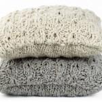 Coussins en laine