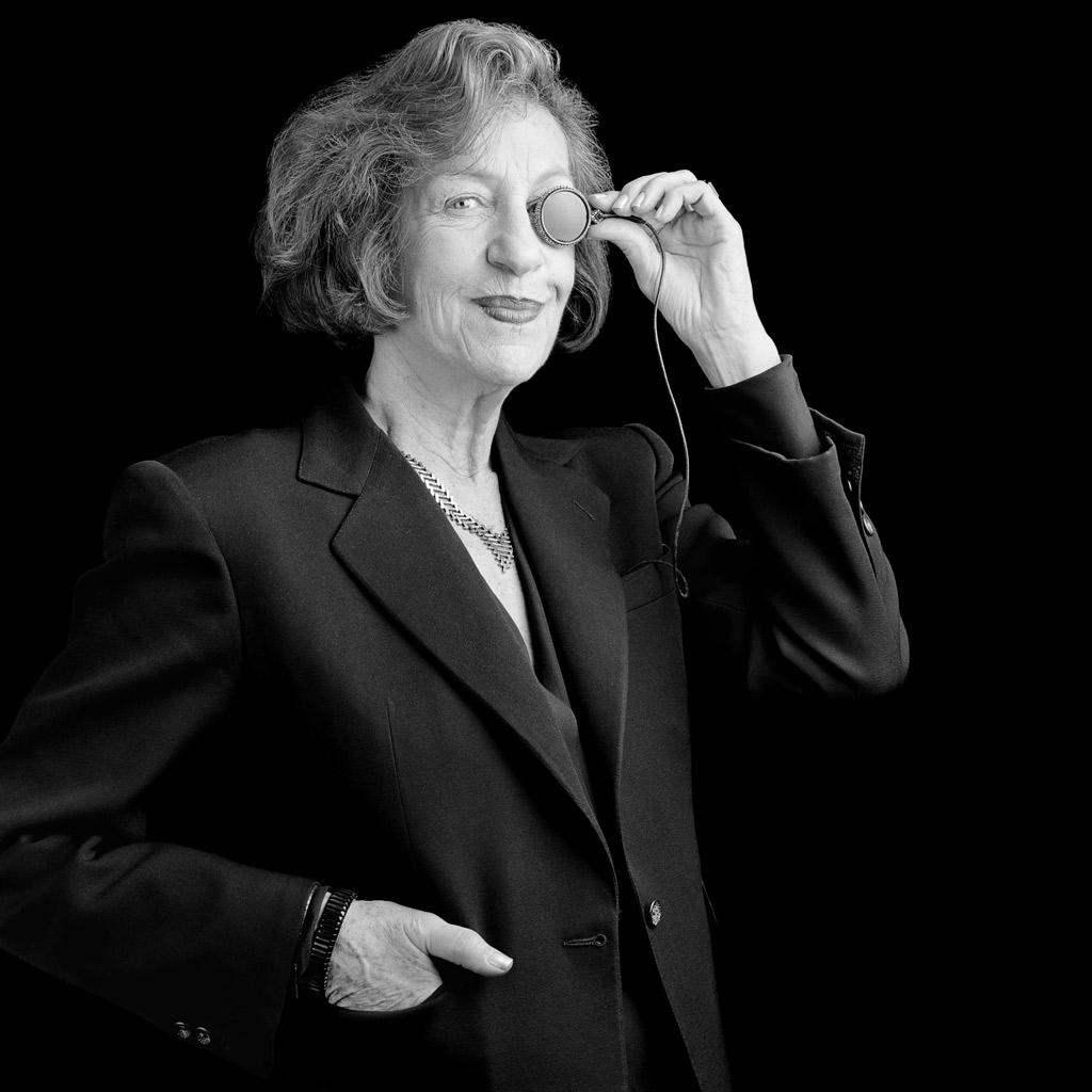 Andrée Putman©1992 Jean-Baptiste Huynh