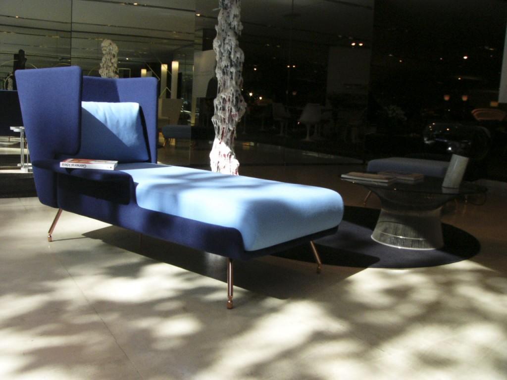"""Knoll Collection """"Lounge"""" de Pierre Beucler et Jean-Christophe Poggioli"""