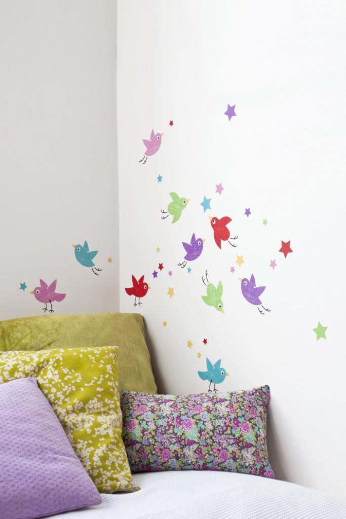 Oiseaux étoiles Fifi Mandirac