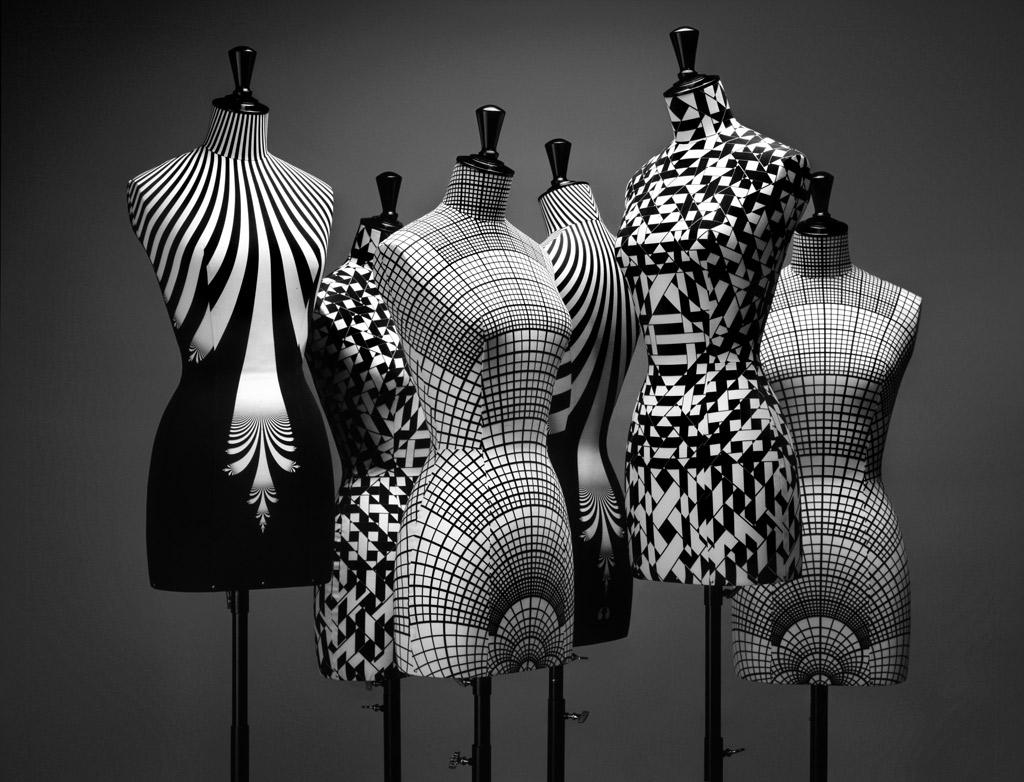 Les bustes Haute Couture d'Emmanuel Bossuet pour Stockman