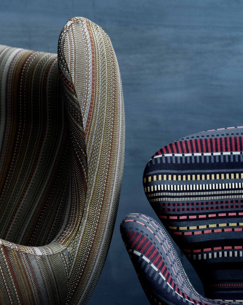fauteuil Fritz Hansen par Paul Smith