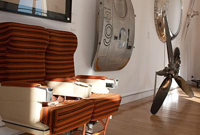 fauteuil Concorde Artcurial 2012
