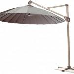 Parasol déporté