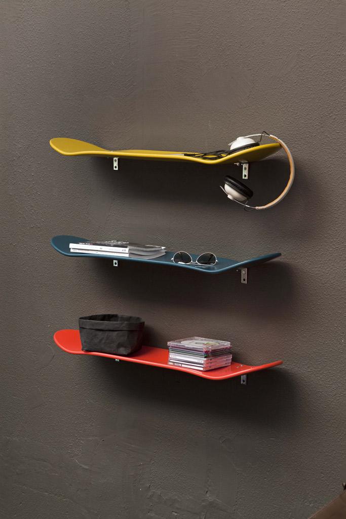 Etagères Skate-board de Leçons de Choses
