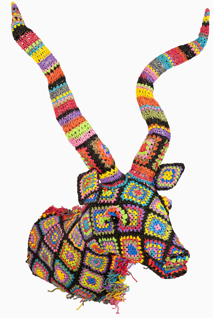 Trophée Koudou Crochet