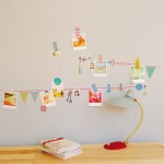 Sticker Pêle-Mêle