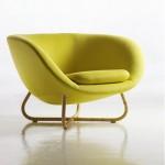Fauteuil Yasmin
