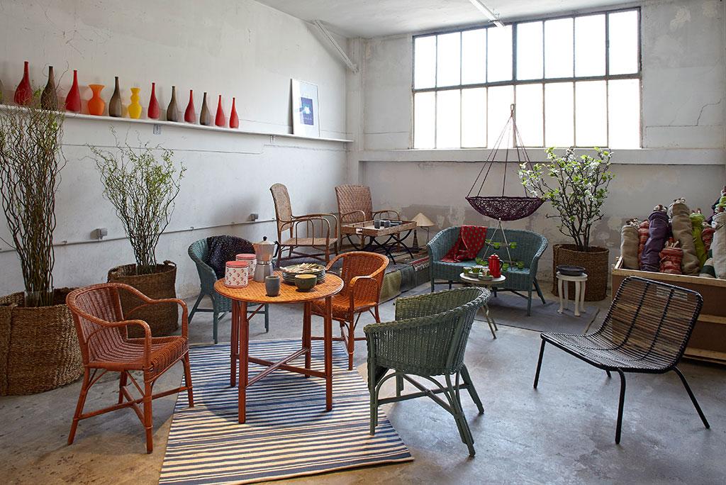 Habitat ouvre son espace vintage aux Puces de Saint-Ouen - Un je ne ...