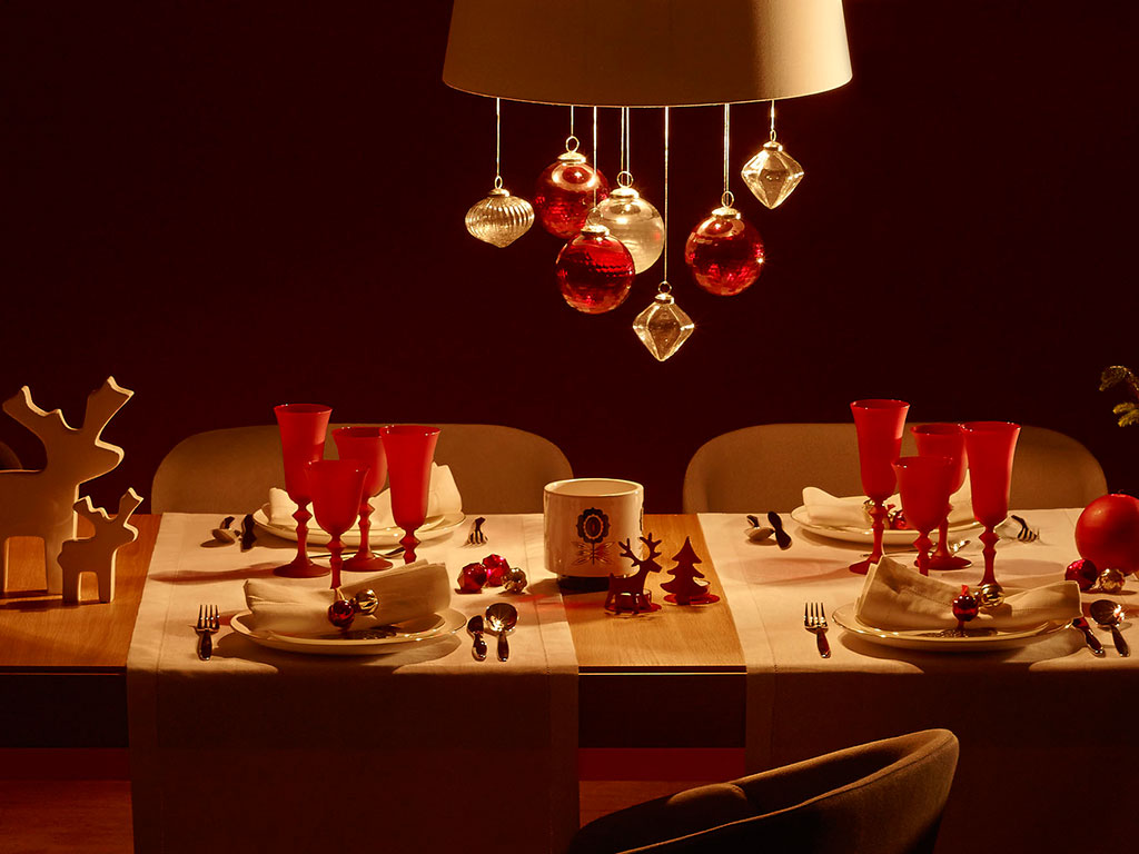 10 ambiances de f te pour dresser de jolies tables un. Black Bedroom Furniture Sets. Home Design Ideas