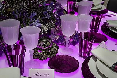Aurore boréale ©Options Scénographie de Jean-Luc Blais Photographe Clara Joannides