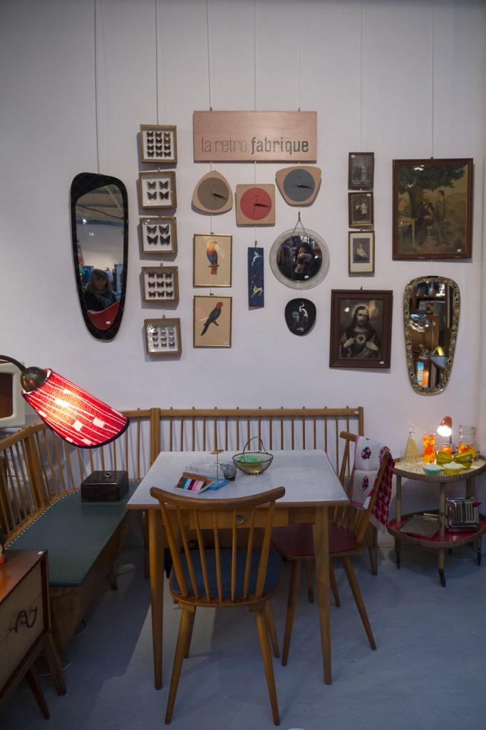 Meubles, objets, luminaires La rétro fabrique