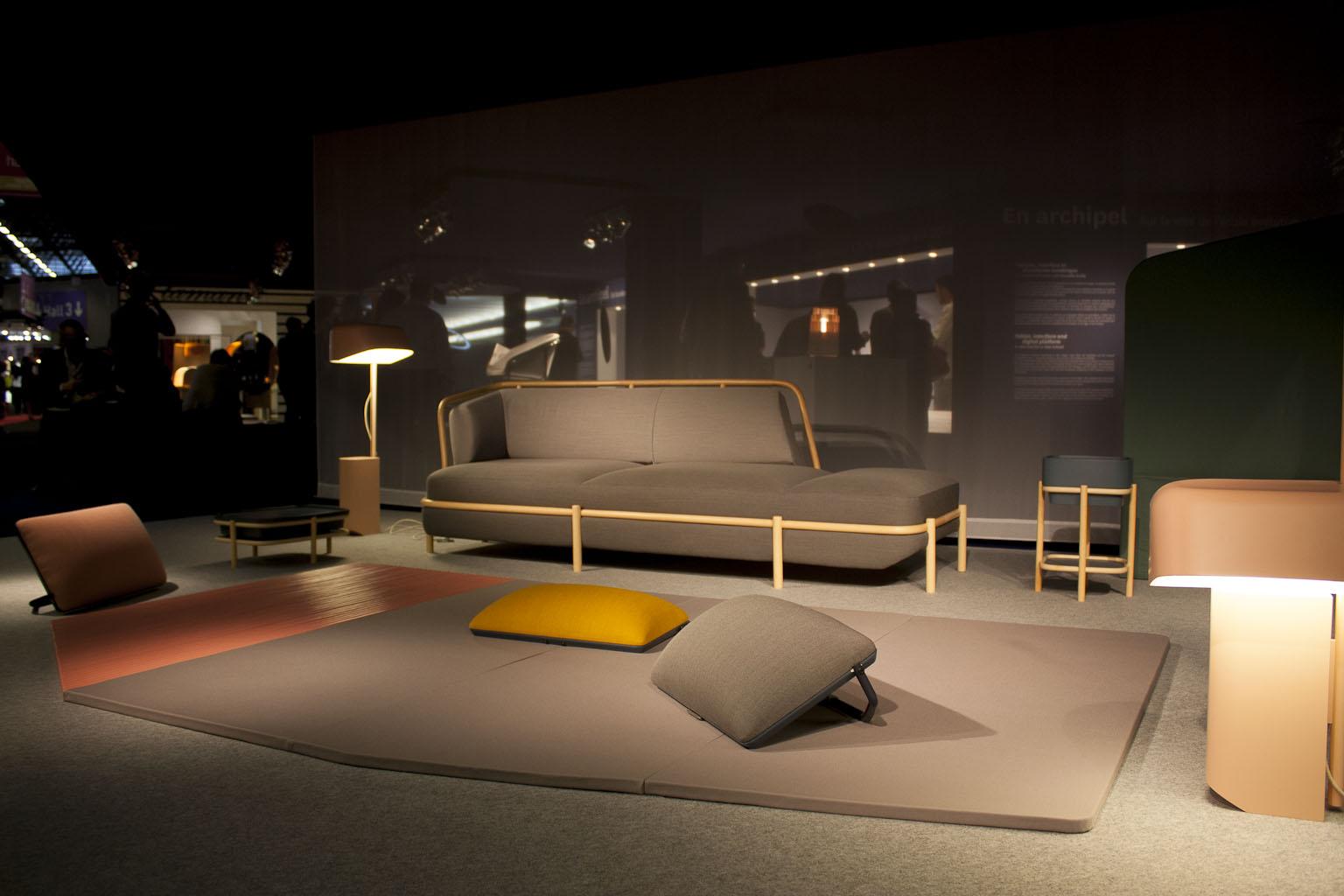 Insulaire, VIA Design, Maison et objet janvier 2014