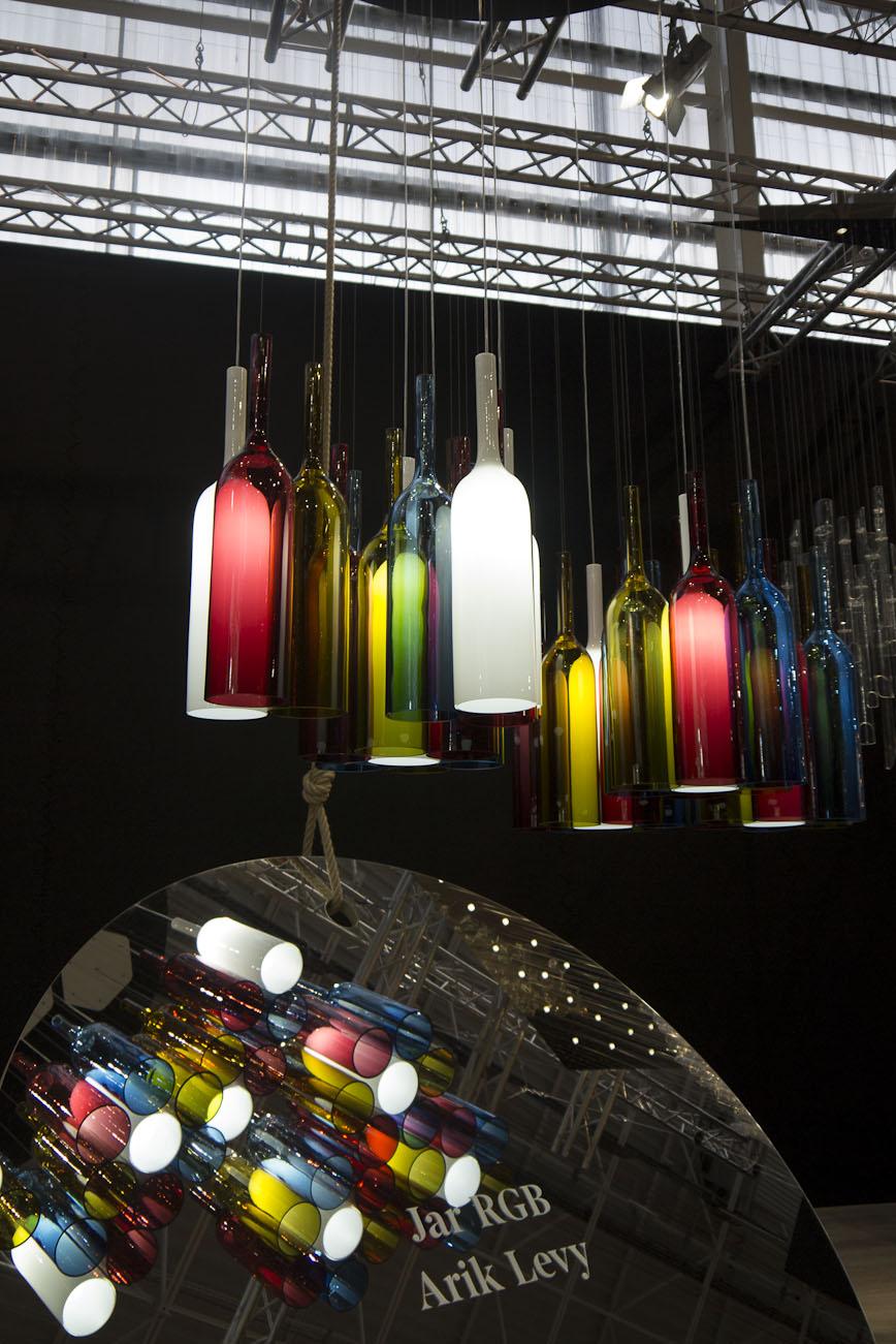 Jar RGB by arik levy for Lasvit, Maison et objet janvier 2014