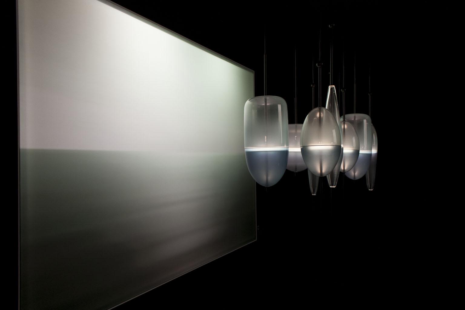 Flow(T), Nao Tamura, Wonderglass, elsewhere : landscape, Elizabeth Leriche, Maison et objet janvier 2014