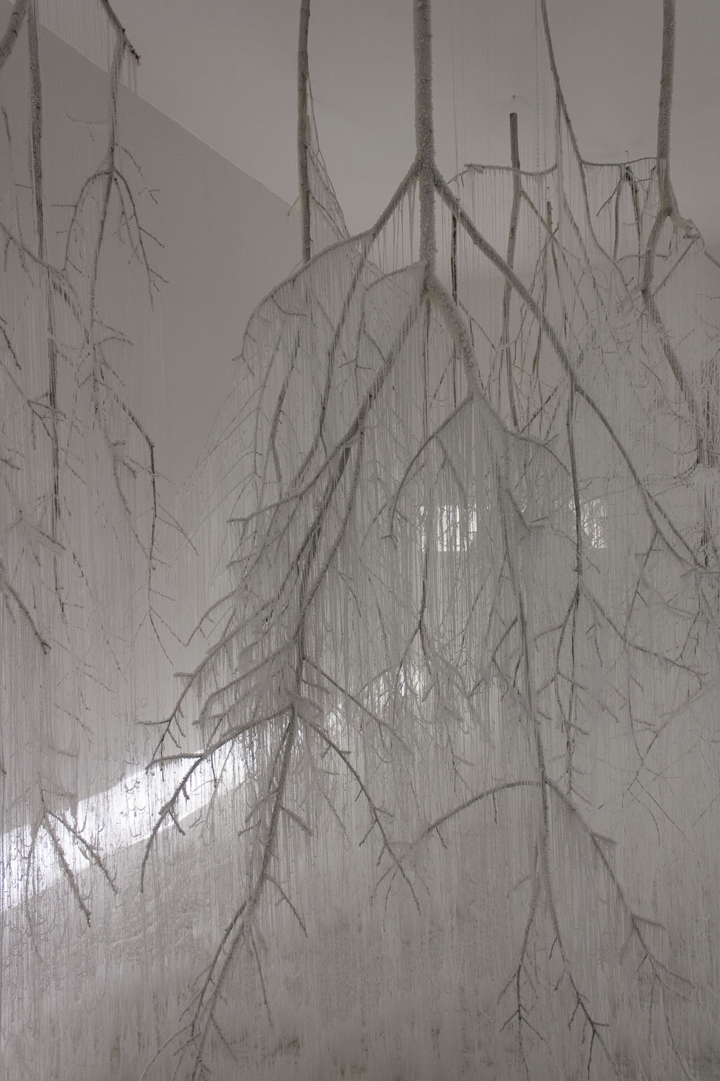 vertical emptiness, Yasuaki Onishi : forêt cristallisée, elsewhere : landscape, Elizabeth Leriche, Maison et objet janvier 2014