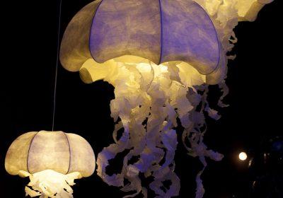 M duses lumineuses g raldine gonzalez elsewhere beyond for Art et decoration janvier 2014