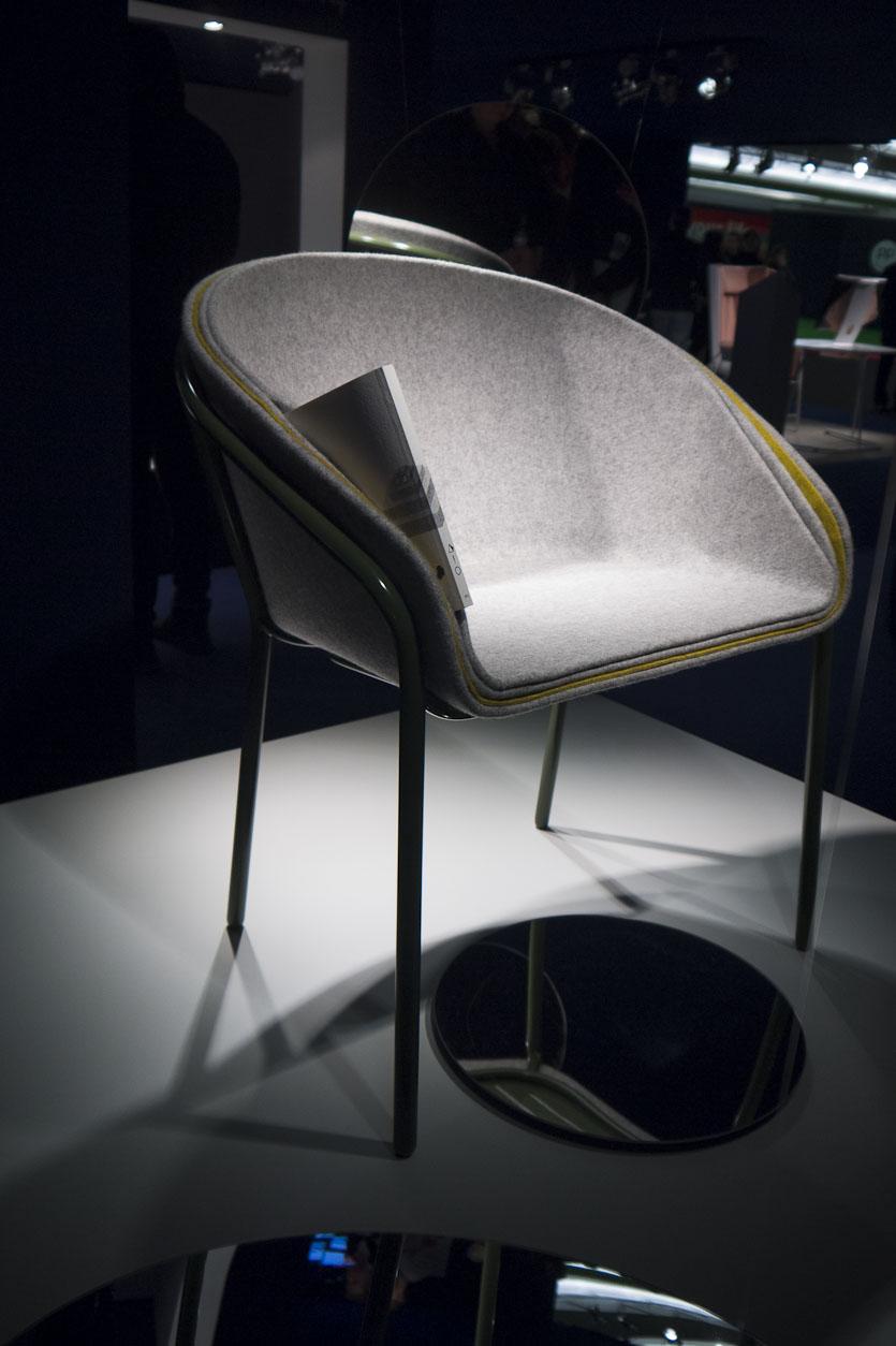 Le Feuilleté, VIA Design, Maison et objet janvier 2014