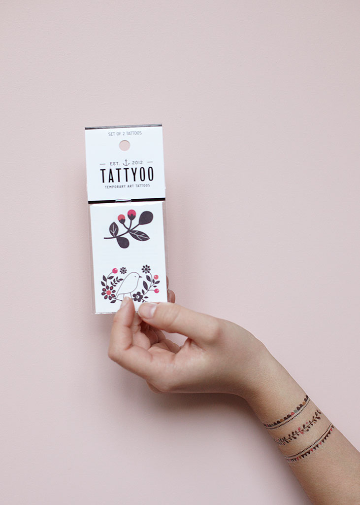 Tatouages Tattyoo / Mini labo