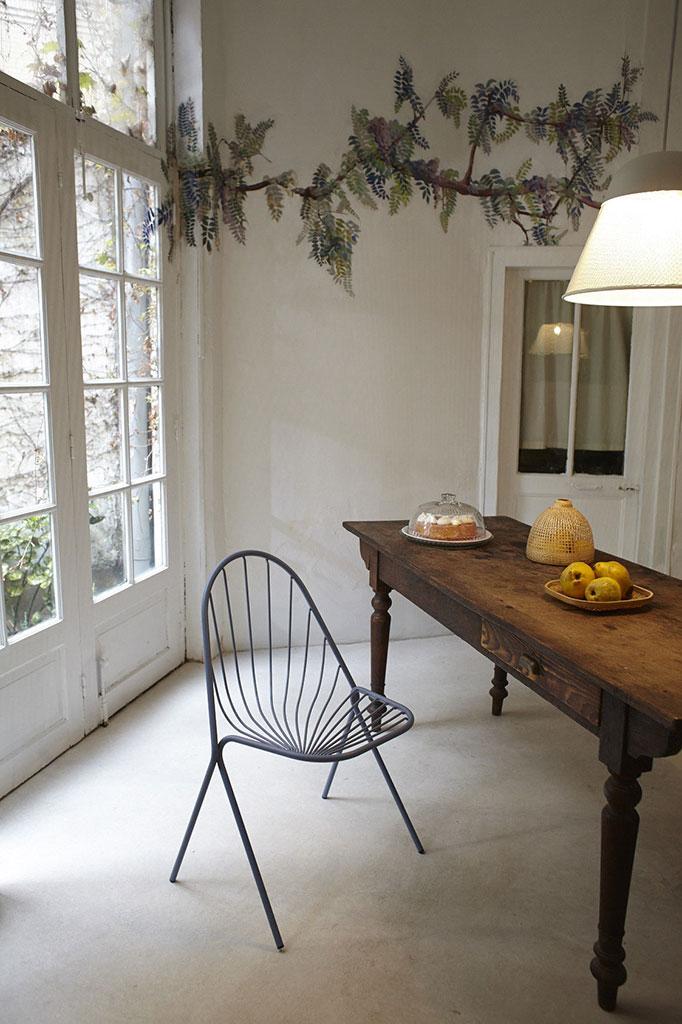 Chaise Drapée de Constance Guisset Petite Friture ©DR