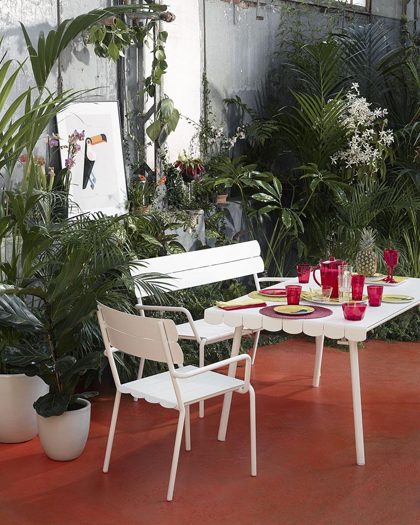 Salon de jardin Cabana ©DR