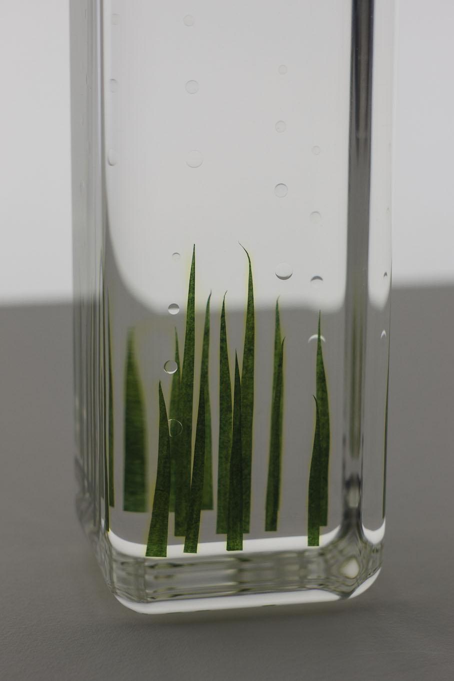 Samidare (pluie de printemps)  Rain Bottle by Nendo  Words, Elizabeth Leriche - Sharing