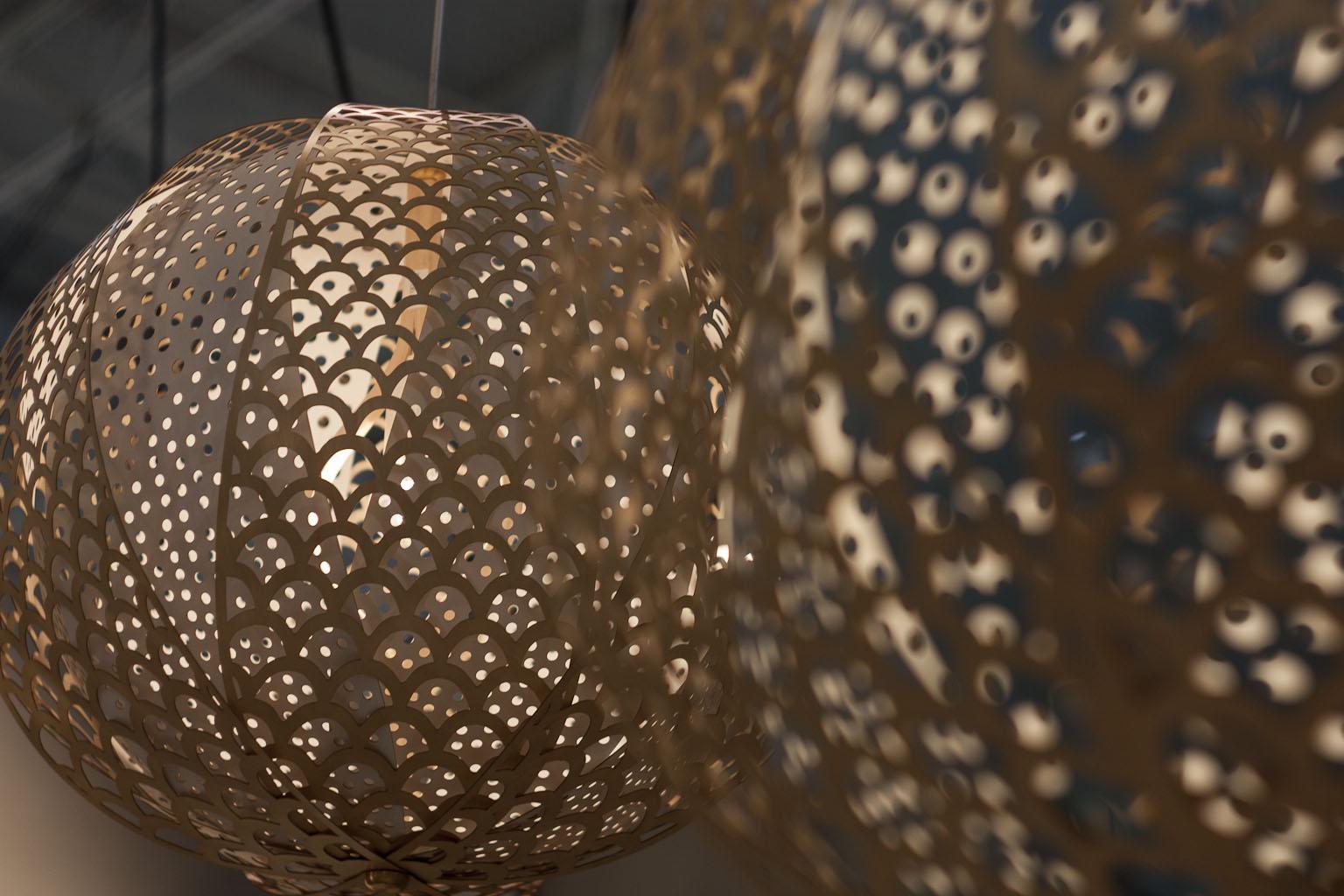 Knopp Lamp Ania Pauser - Klong