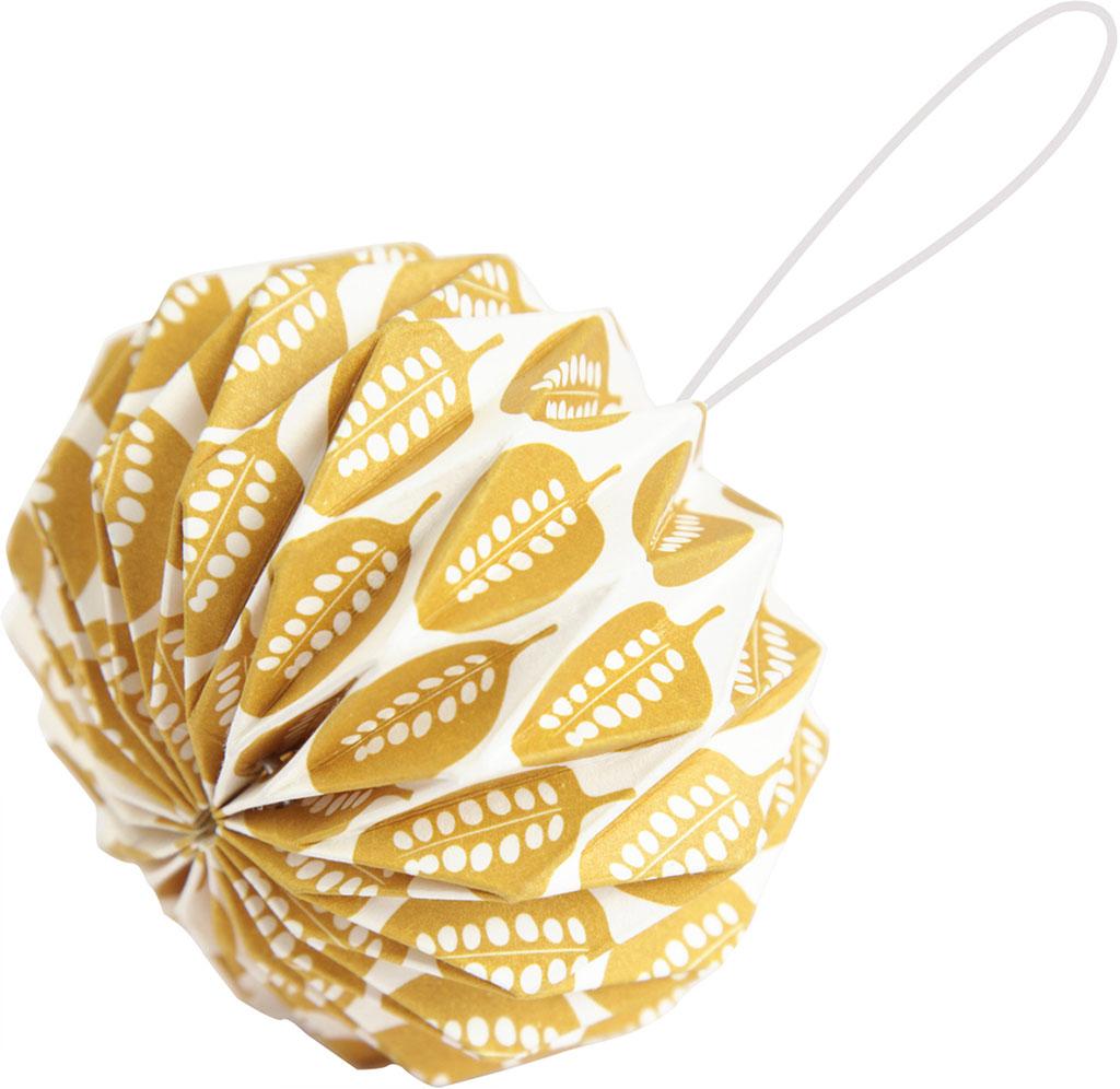 Boule origami LZC