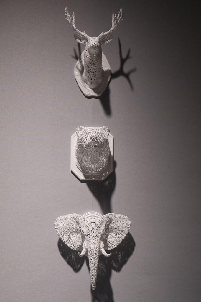 Trophées imprimés en 3D - LPJacques