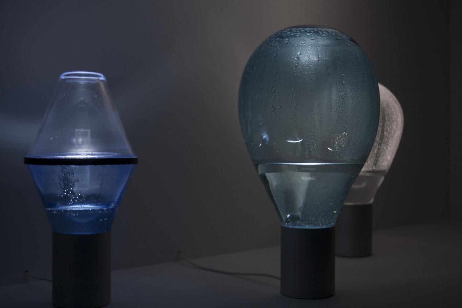 Atmos et Cumulus par le designer Arturo Erbsman