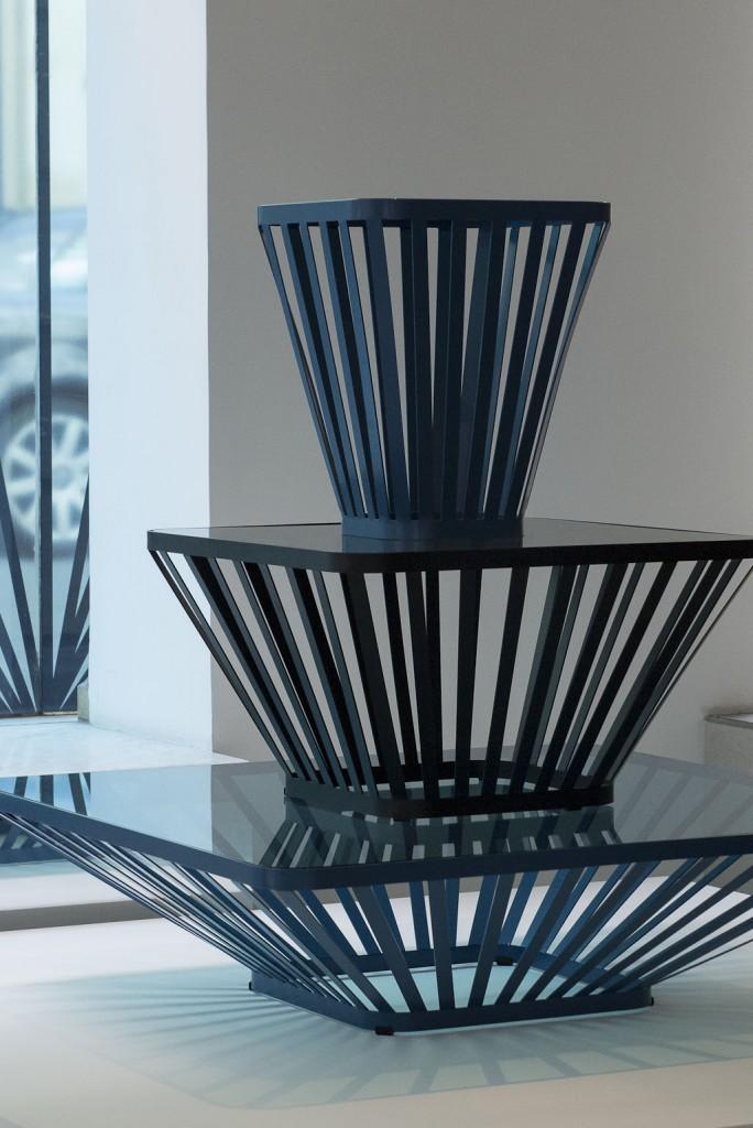 Tables FOCUS - design Fabrice Berrux