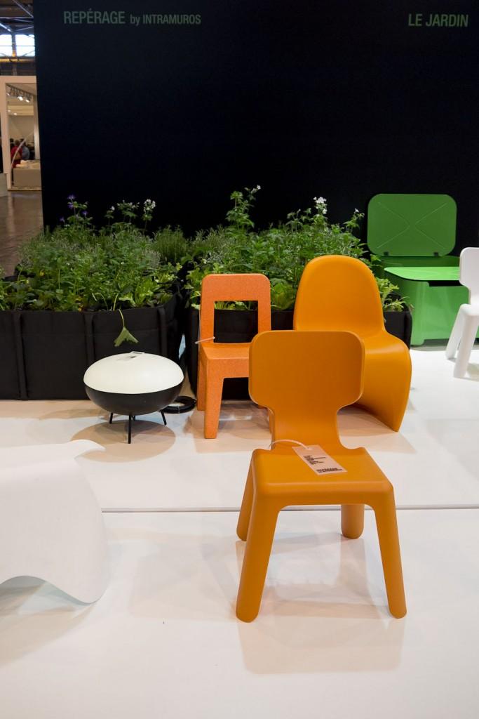 Repérage by Intramuros - Le jardin