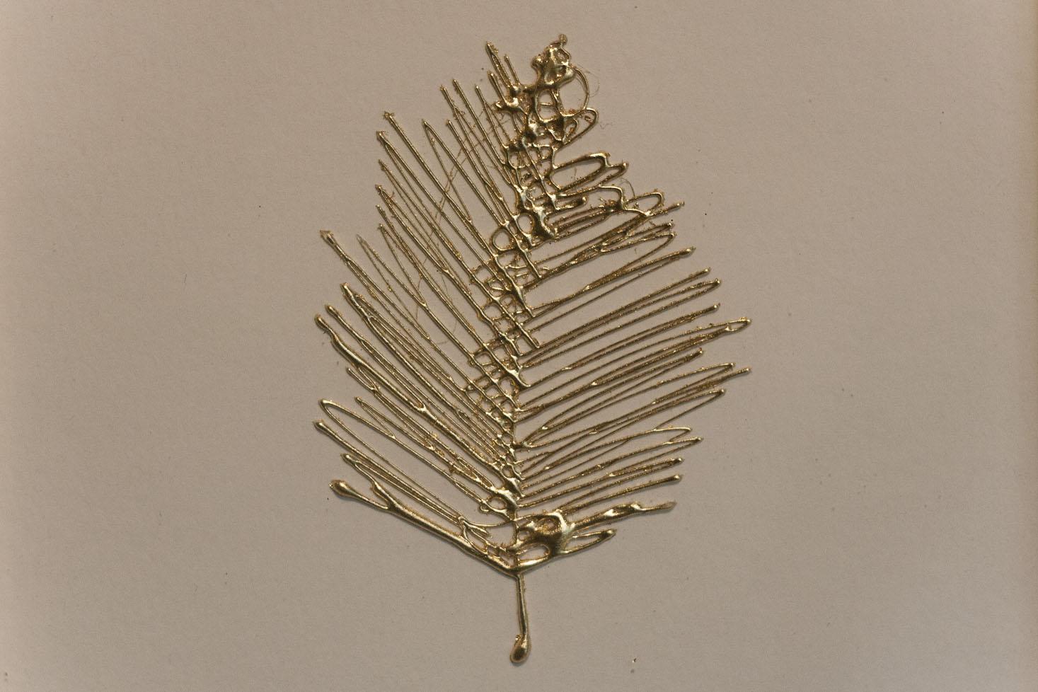 Sandrine Pincemaille - Nature précieuse - Elizabeth Leriche - Ateliers d'art