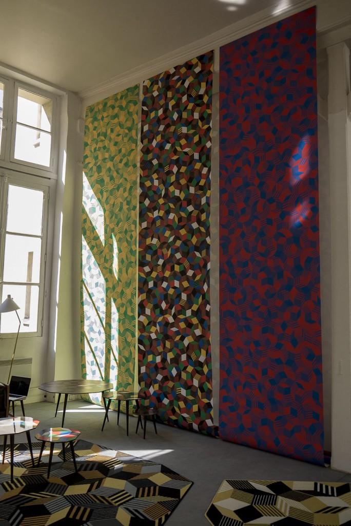 Ich&Kar Penrose Project au Derrière Paris Design Week 2015