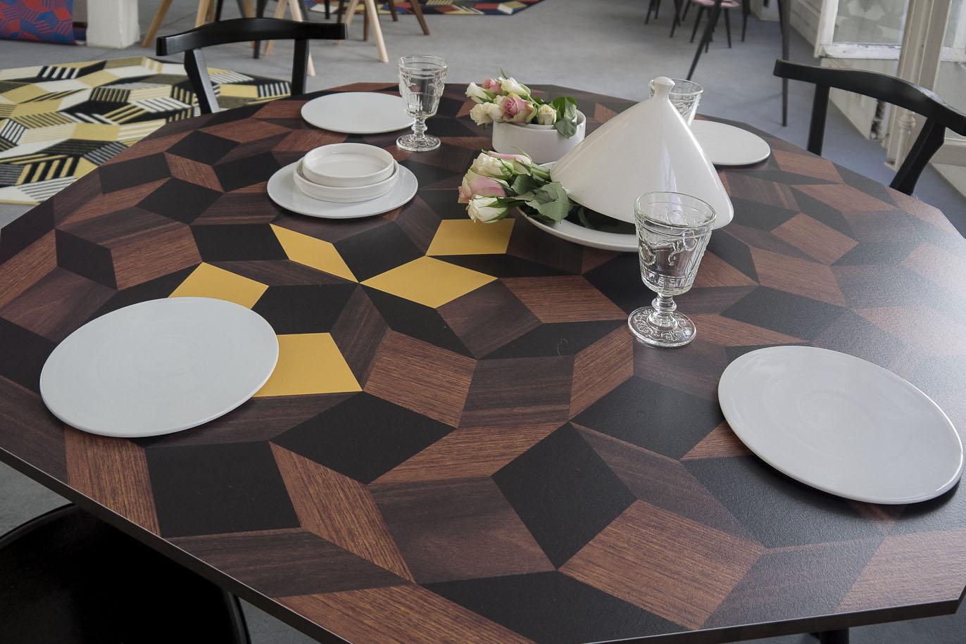 Table Penrose d'Ich&Kar