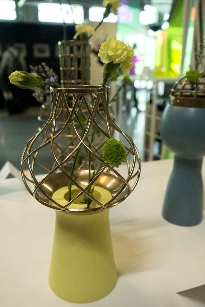 Vase Fuji par Linda Bayon